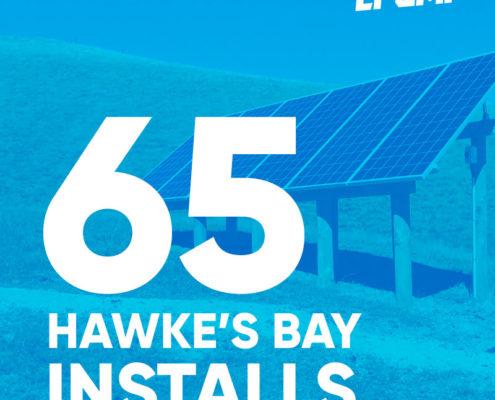 epump 65 hawkes bay installs