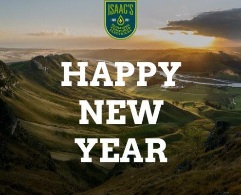 isaacs happy new year
