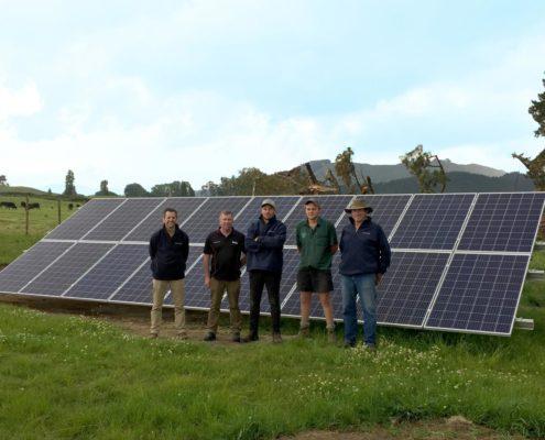 isaacs solar power