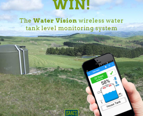 water vision wireless water monitor
